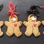 Gingerdead men - voodoo doll gingerbread men
