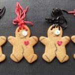 Gingerdead men - voodoo doll gingerbread men