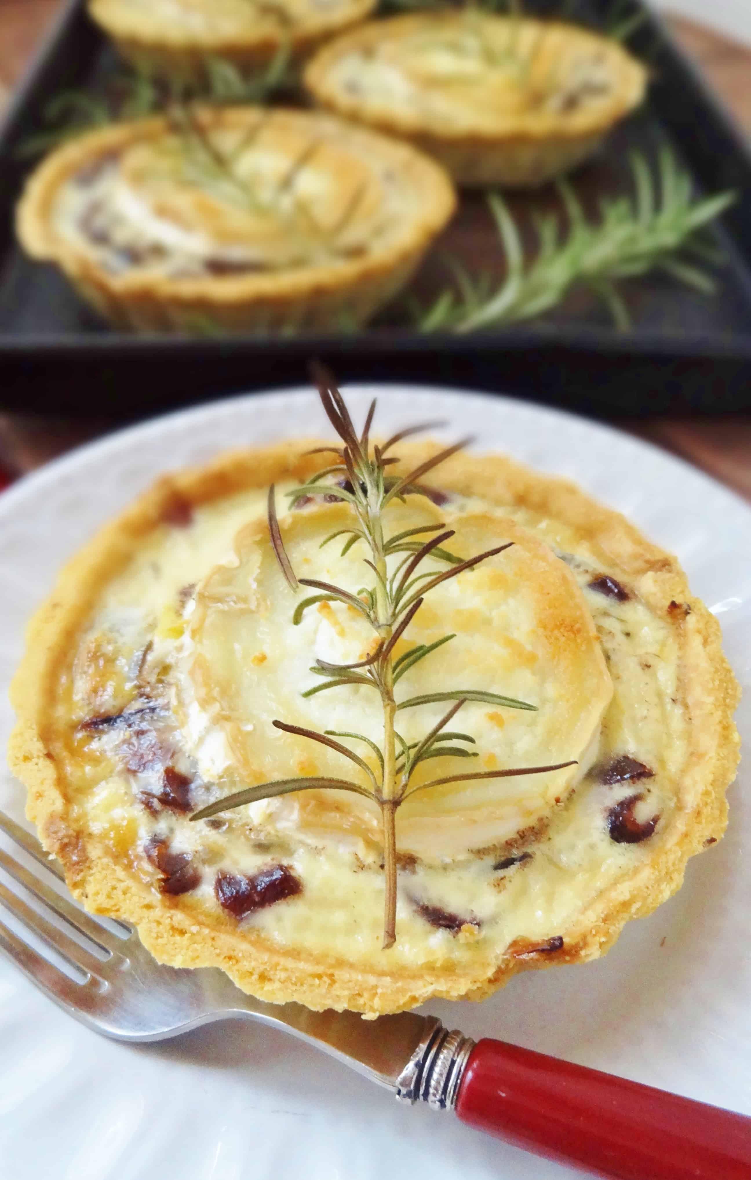 Parmesan Cheese And Walnut Tart Recipes — Dishmaps