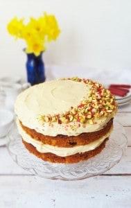 nielsen-massey carrot cake