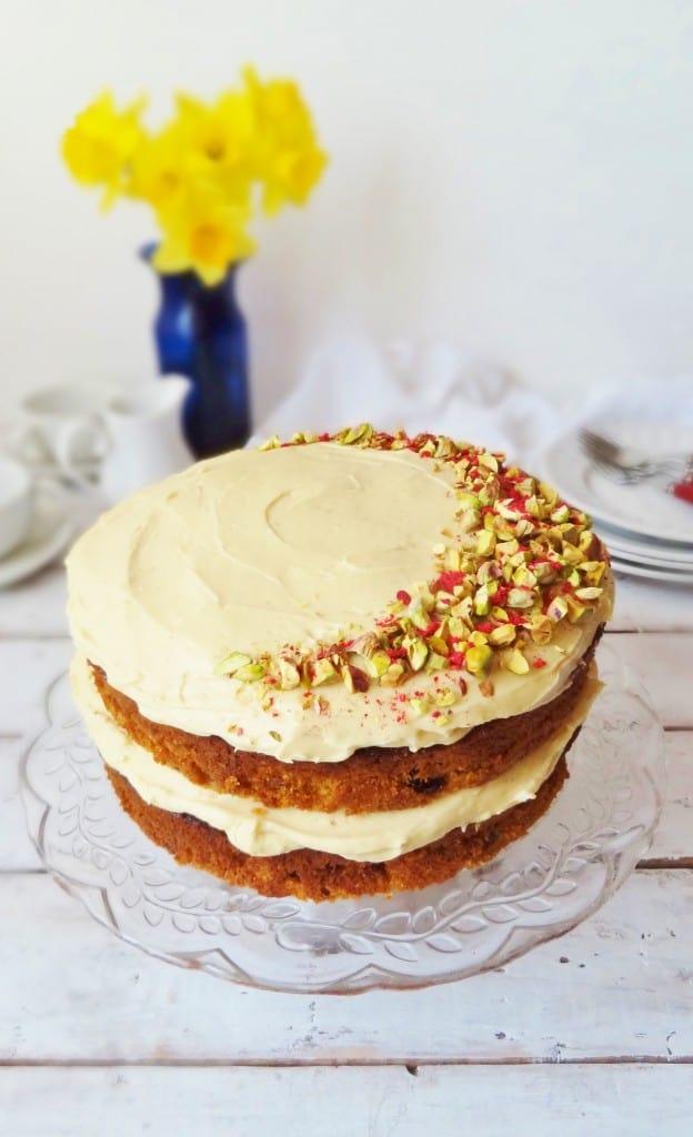 nielsen-massey vanilla bean carrot cake