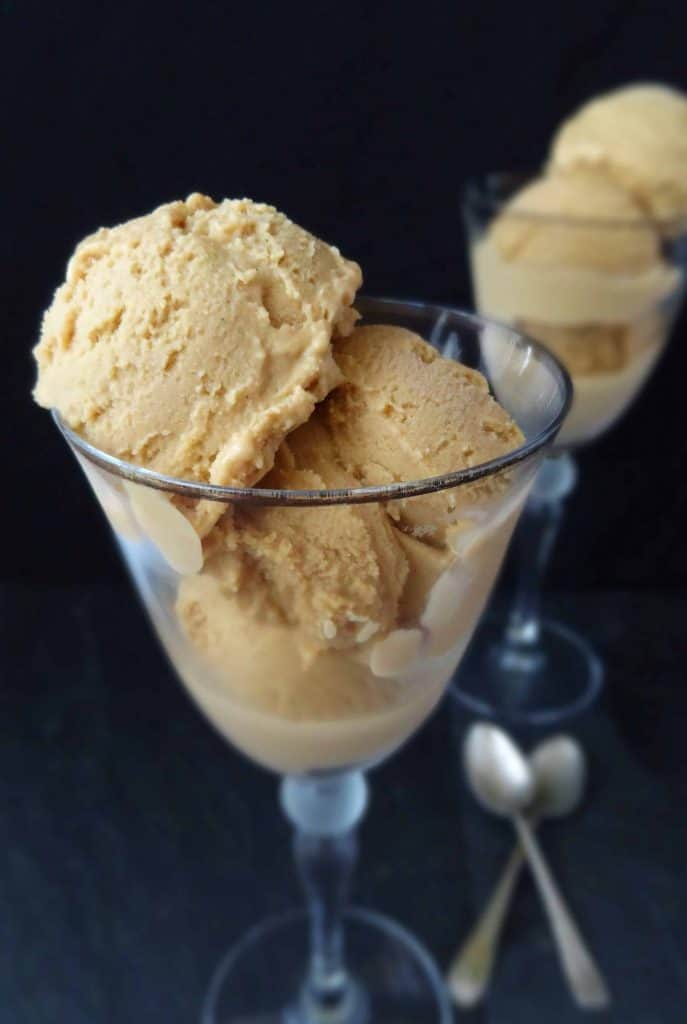 Caramel Ice Cream Recipe — Dishmaps