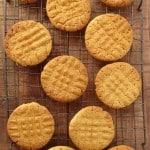 sesame biscuits