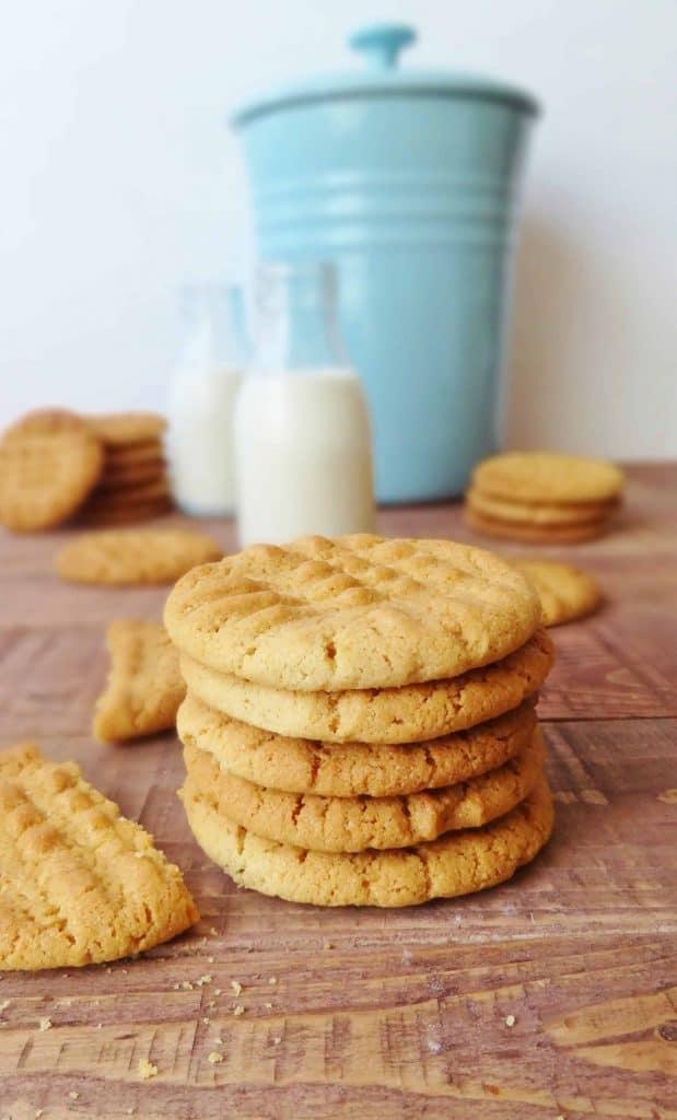 tahini biscuits