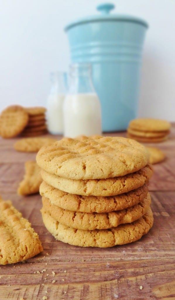 tahini sesame biscuits