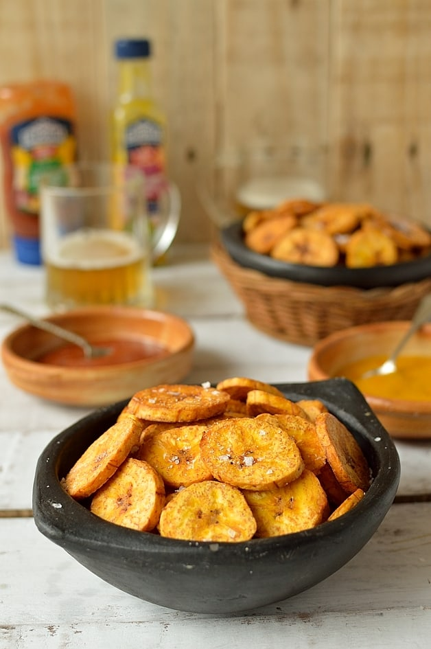 Plantain chips - Domestic Gothess