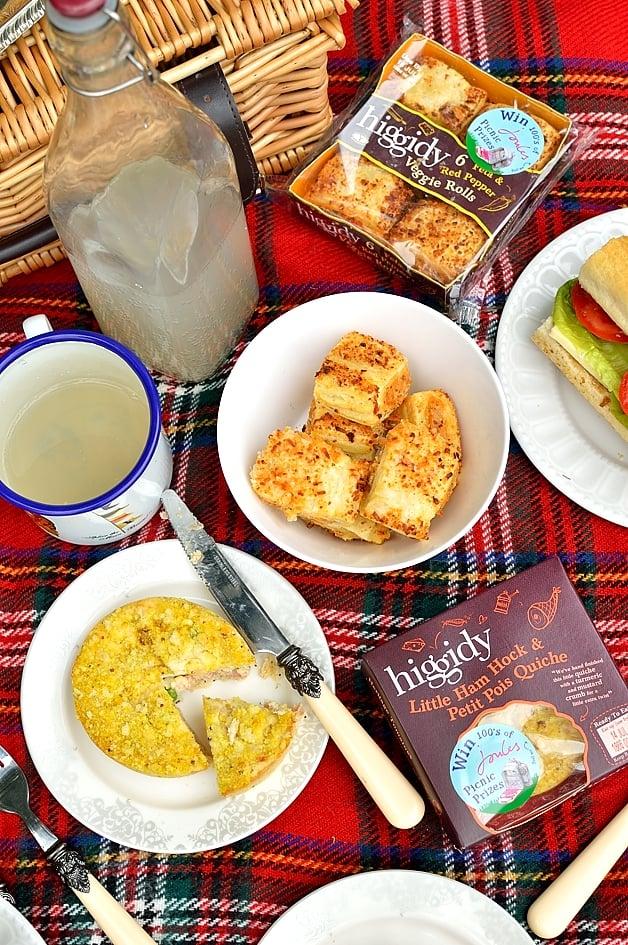 Higgidy picnic