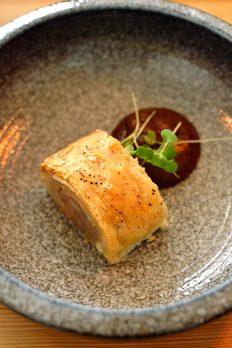 Iceland gastro sausage roll