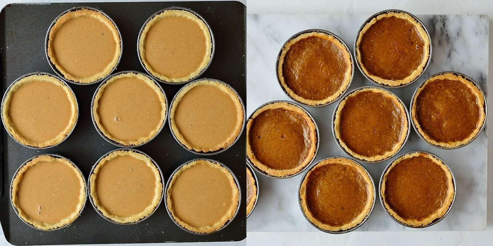 pumpkin pies step 7