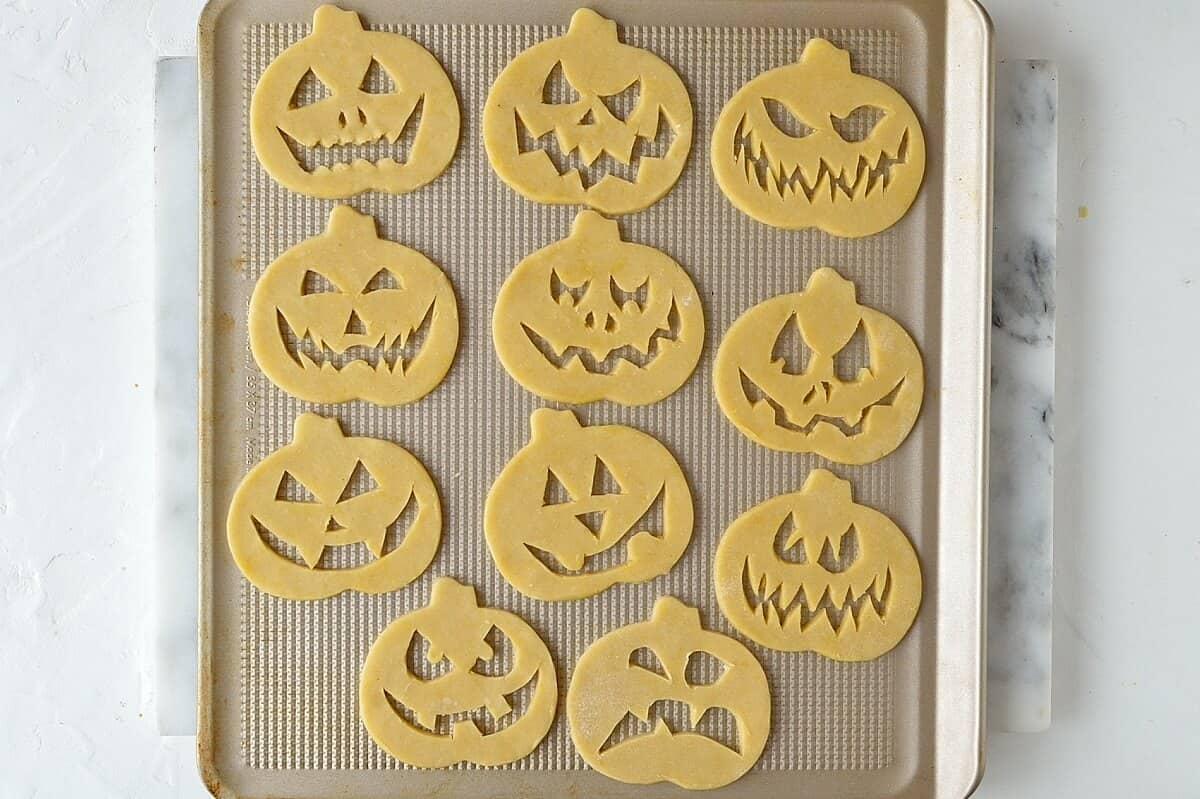 pumpkin pies step 9