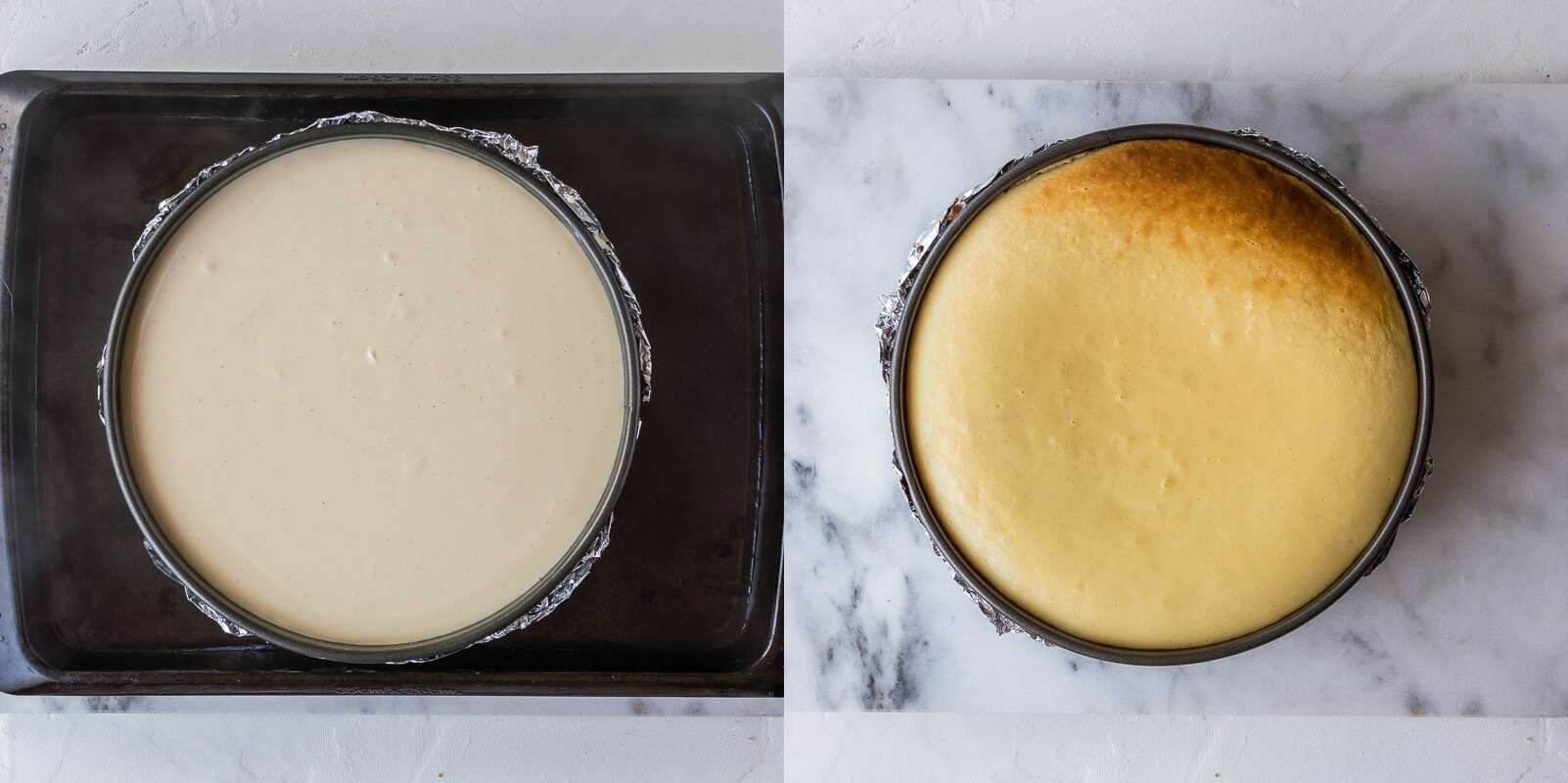 pecan pie cheesecake step 3