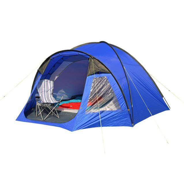 Eurohike Cairns 5 person tent