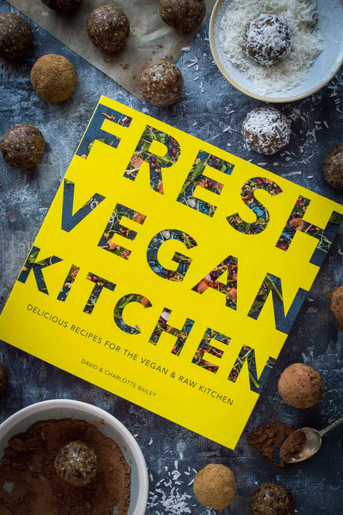 Fresh vegan kitchen cookbook
