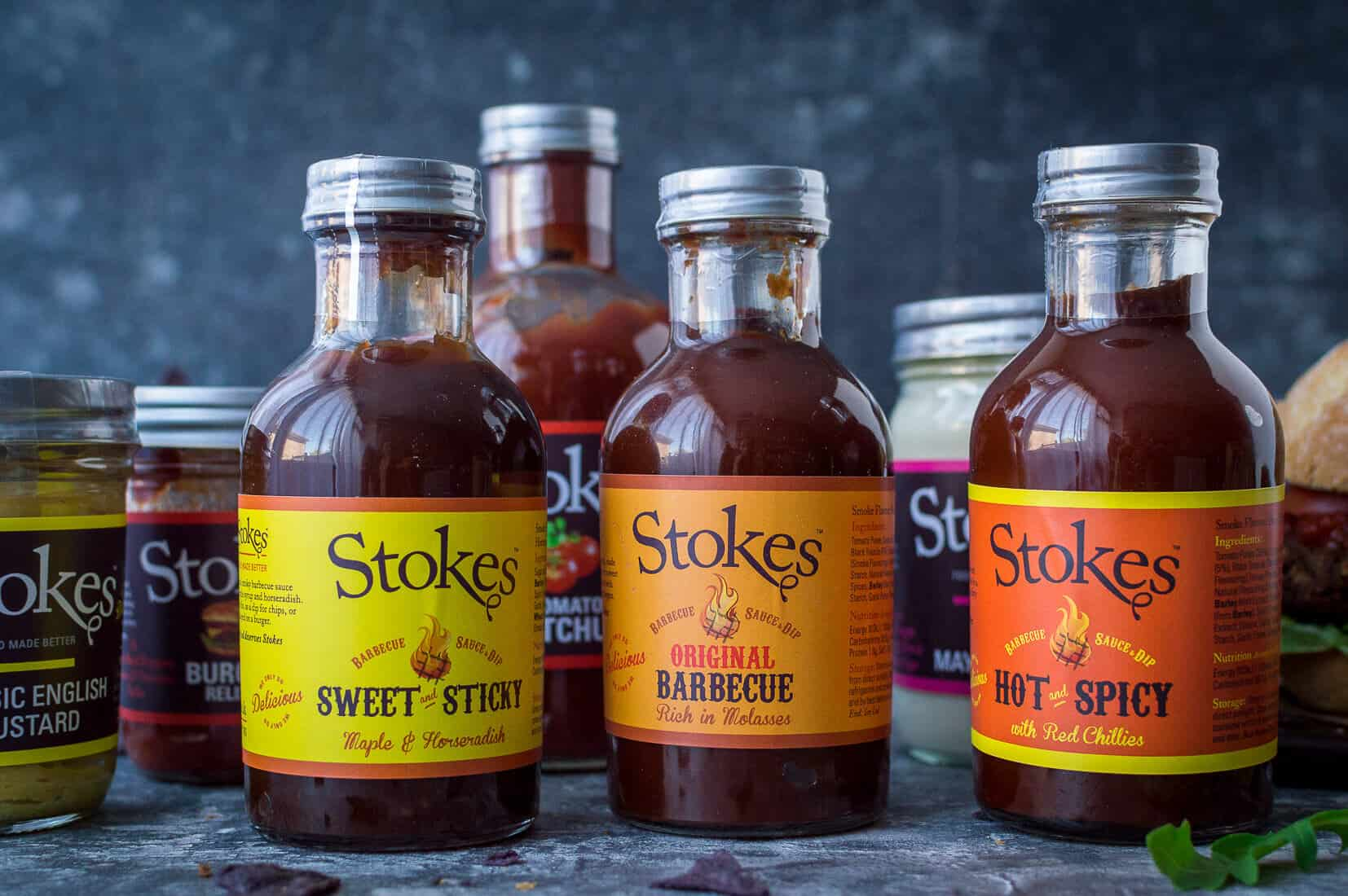 stokes barbecue sauces