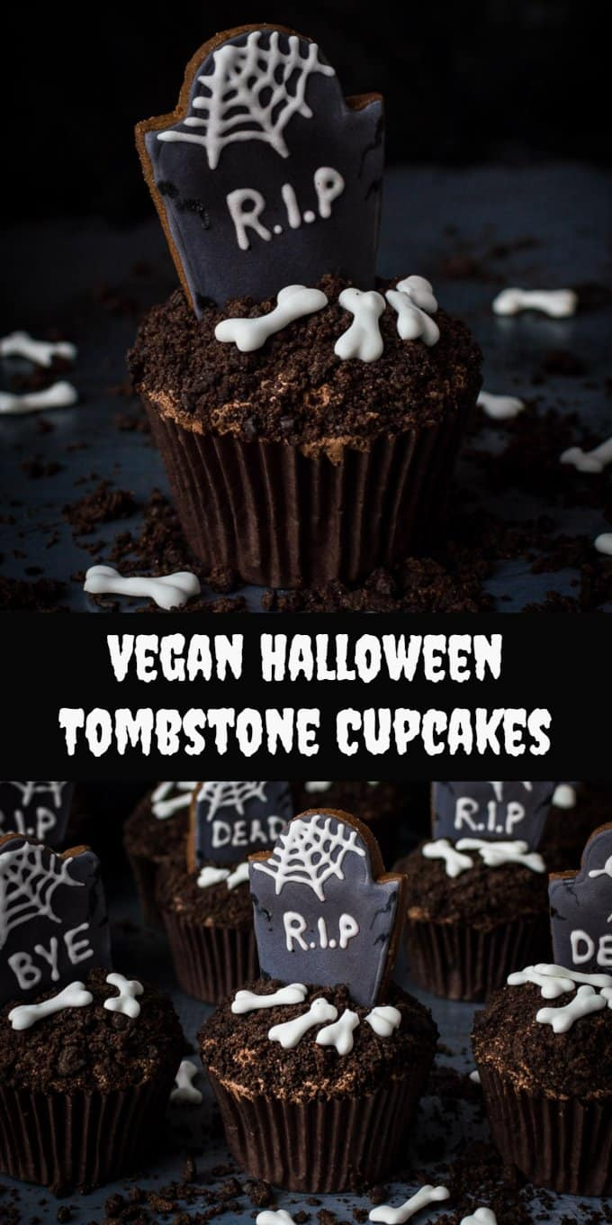 tombstone cupcakes pinterest image
