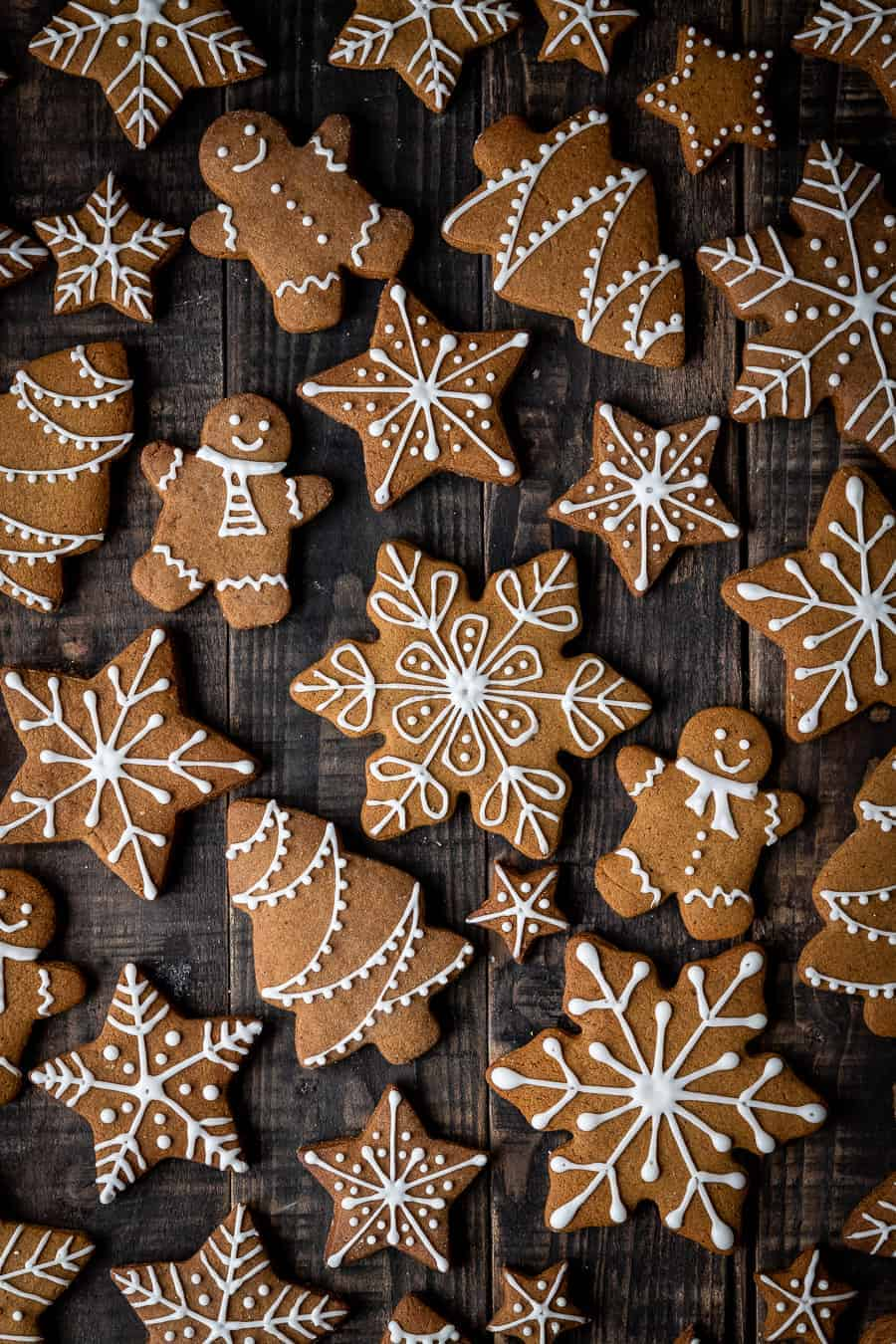 Vegan Gingerbread Cookies Domestic Gothess